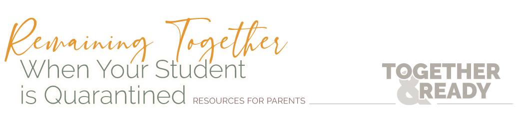parent together and ready header