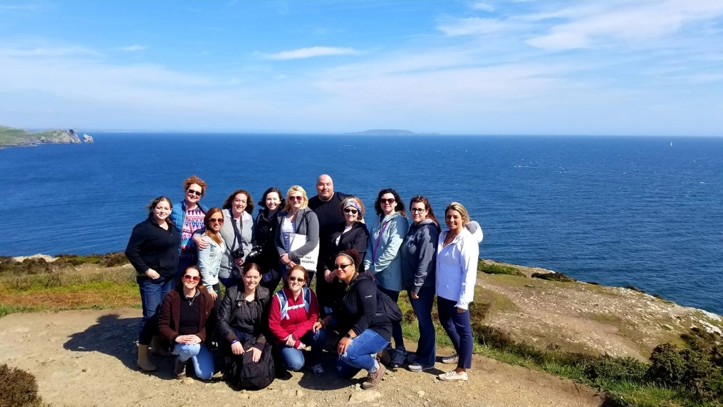 An RN to BSN Cohort in Ireland