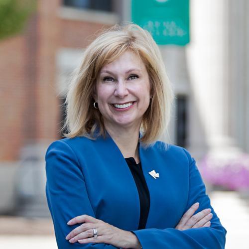 SUNDAY CONVERSATION: Keuka College President Amy Storey (podcast)